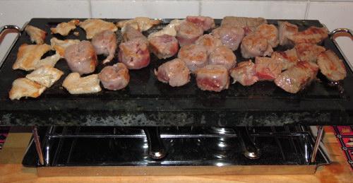 grigliata del freddo inverno | tour di gusto - Cucinare Con La Pietra Ollare