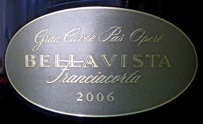 Grand Cuveé Pas Operé 2006