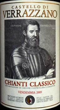 Verrazzano nel Chianti Classico