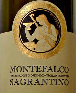 Sagrantino 2004 Dionigi