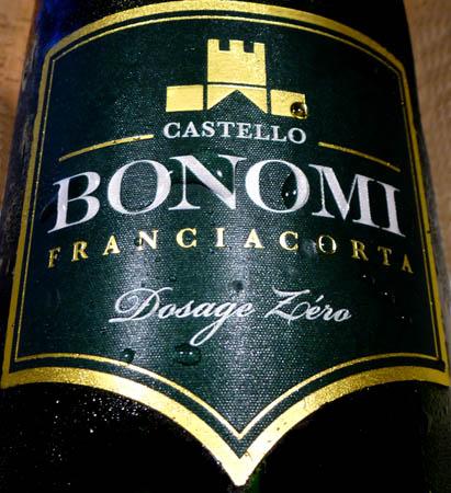 Castello Bonomi pas dosé