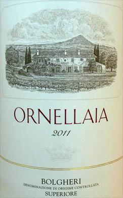 L'Ornellaia 2011