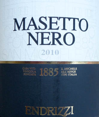 Masetto Nero