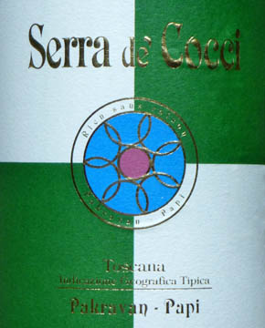 Serra de Cocci 2012