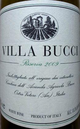 Villa Bucci Classico Riserva
